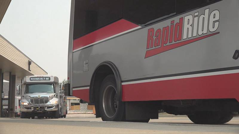 The Youth Ride Free program is back -- and officials say the first month with students back in...