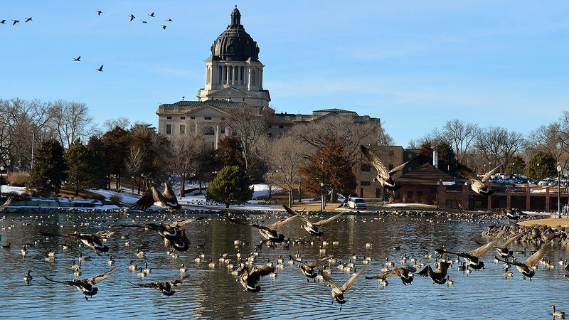 Beginning Jan. 13, visitors to the South Dakota Capitol will have to go through a security...
