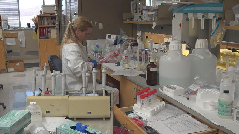 South Dakota Public Health Laboratory deals with much more than COVID-19.