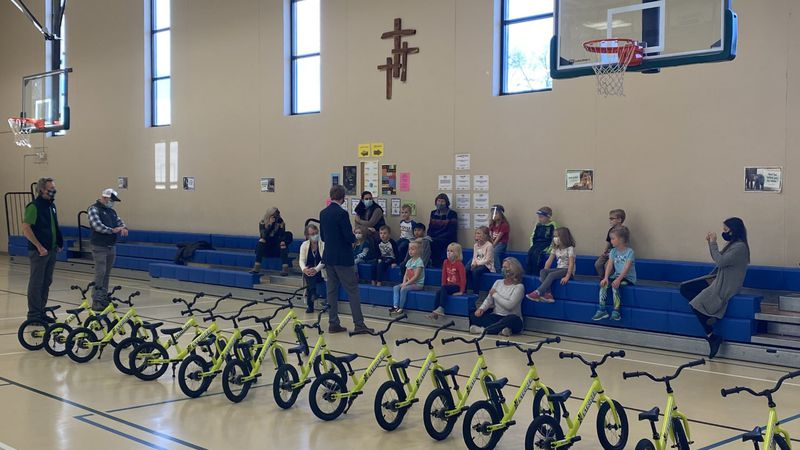 Strider bikes have been donated and used by millions of kids across the globe. However, the...