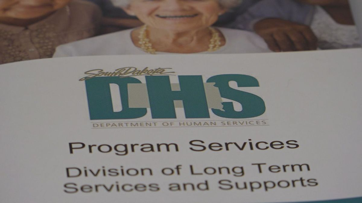 Department of Human Services helps the elderly and disabled