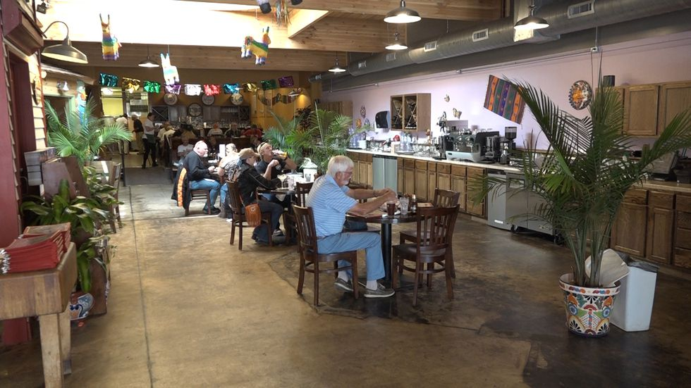 Local Mexican restaurant serving large crowds this summer