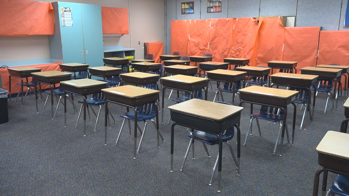 There have been 667 cases among students and staff in South Dakota's schools, ranging from kindergarten through high school, according to the most recent count from the Department of Health. Over 450 of those cases have fully recovered.