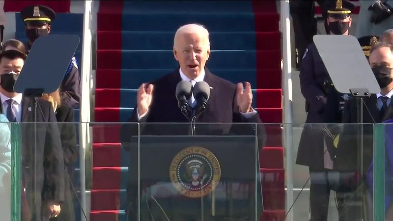 S.D. politicians weigh in on Biden, Harris inauguration