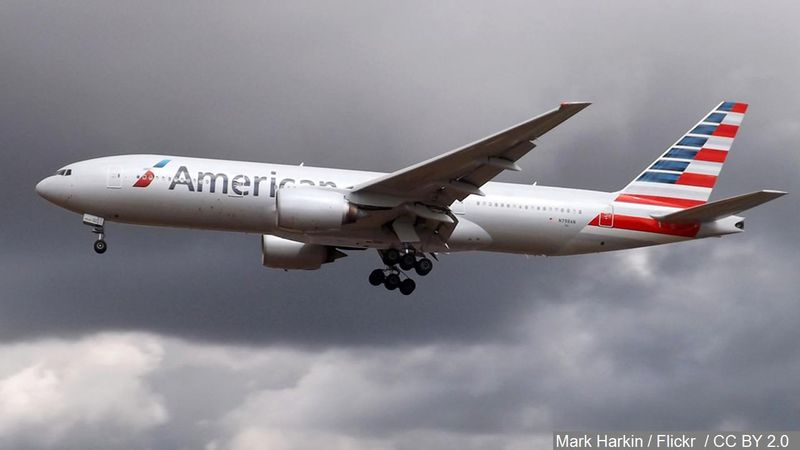 American Airlines connects Rapid City to LaGuardia.
