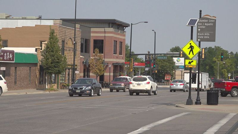 Downtown Spearfish, SD