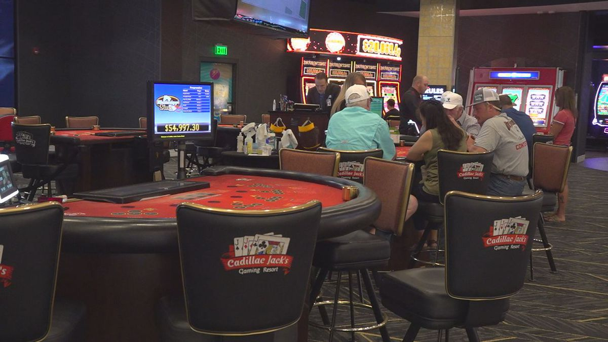 Deadwood's betting activity climbed in September, according to the Deadwood Gaming Association.