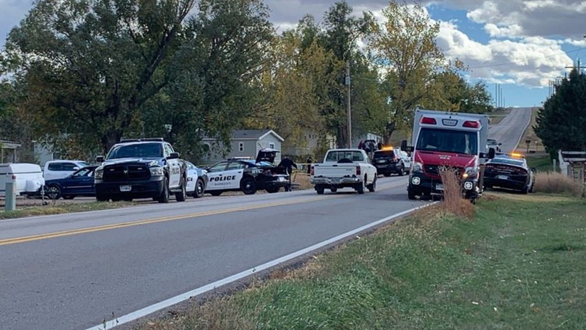 At around 2:10 p.m. on October 12th, police were dispatched to the 3000 block of South Valley Drive for a report of an unresponsive subject spotted in a culvert.