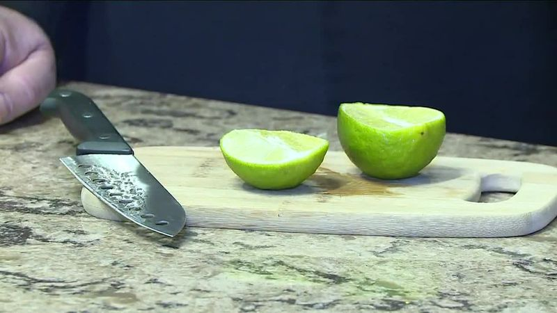 Eric's 60 Second Kitchen - Getting the most Juice from your Lime