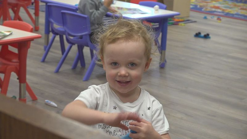 Candyland Child Development Center opened at the end of August when many families were still...