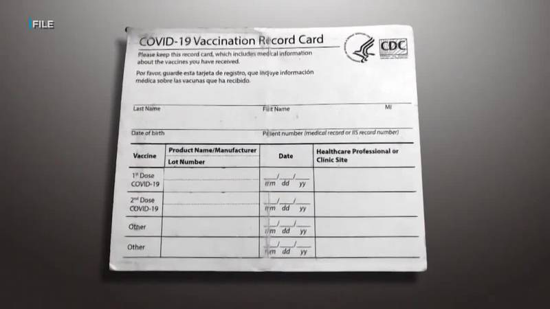 As state hopes to implement vaccine passports, some raise concern over privacy