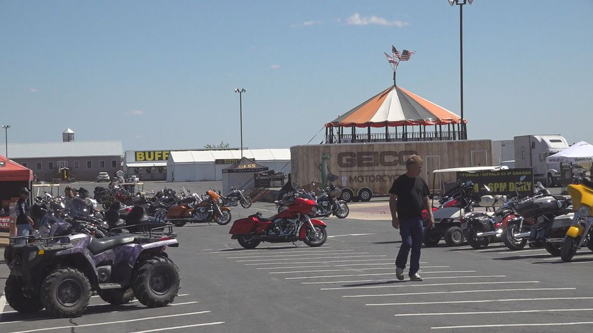 Day 7 of the Rally at the Buffalo Chip in Sturgis.