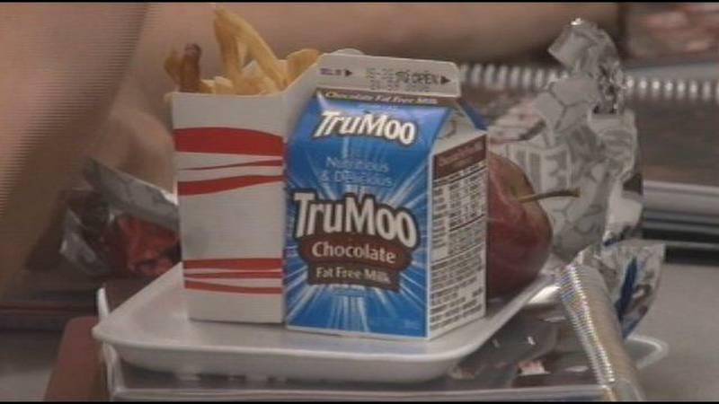 Lakota rolls out new school lunch menus