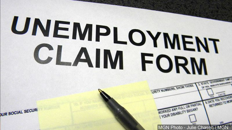 Unemployment claims decline in South Dakota