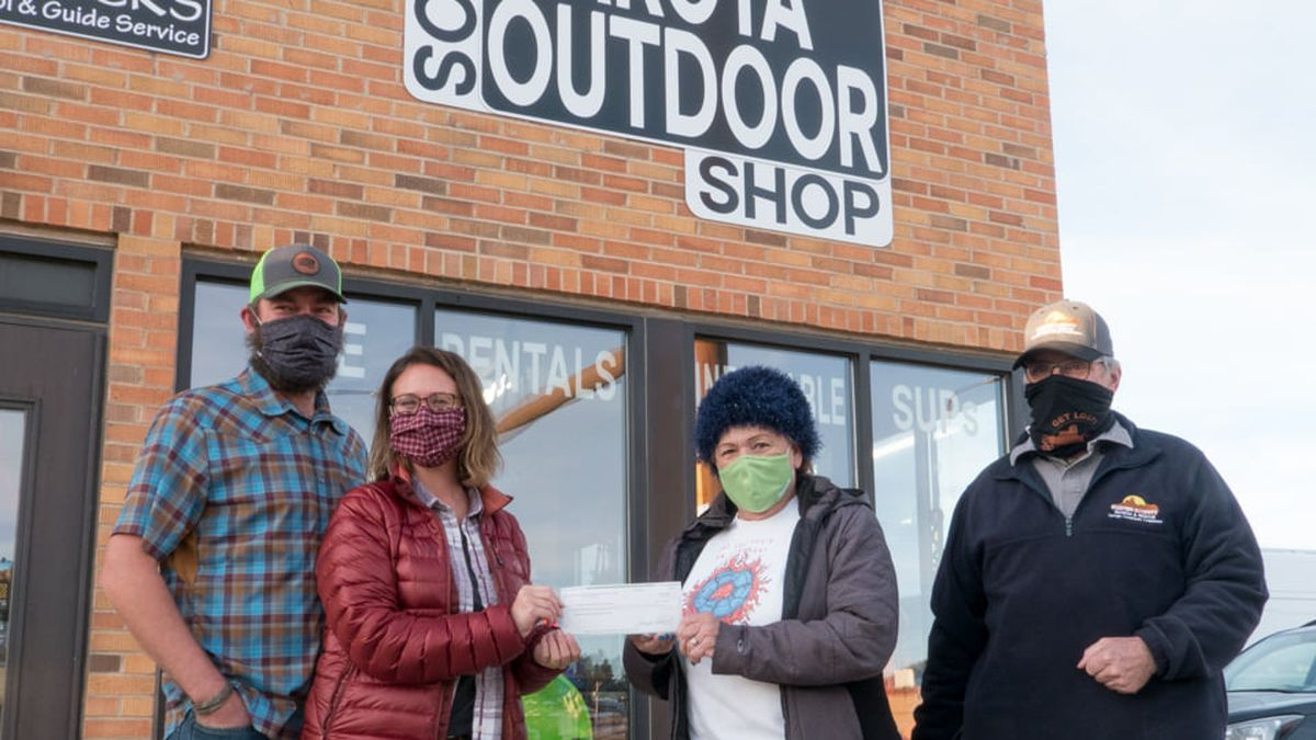 Earlier this summer, owners Bobbi and Jeremy Schmidt set up a donations-only coffee bar with...