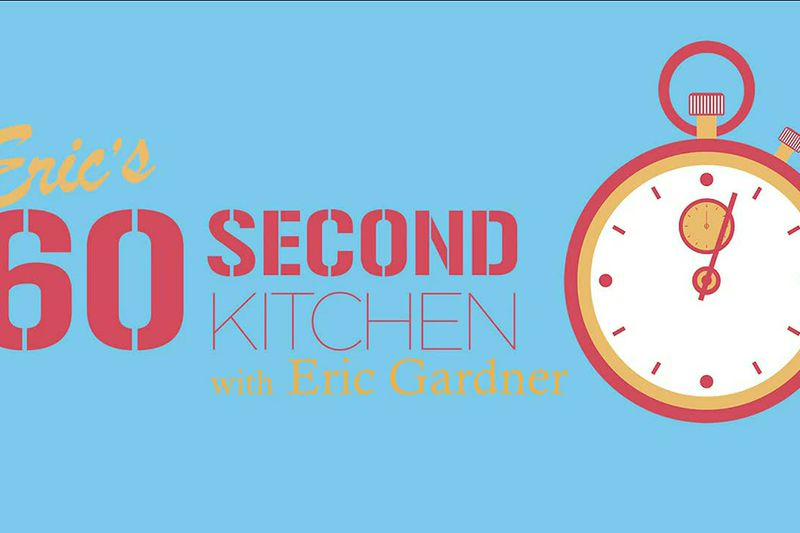 Eric's 60 Second Kitchen - Cut the Mustard
