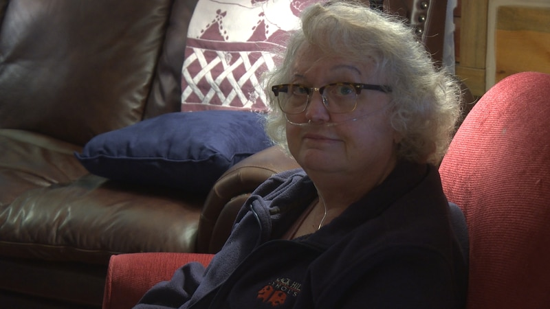 A Custer woman goes national with her concerns about the availability of health care treatment...