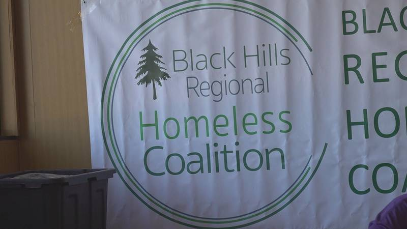 'Homeless Connect' helps the homeless by providing food and clothing.