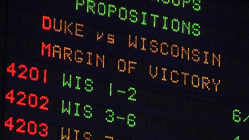 South Dakota spends 20 cents per capita on gambling treatment services, a little more than half...