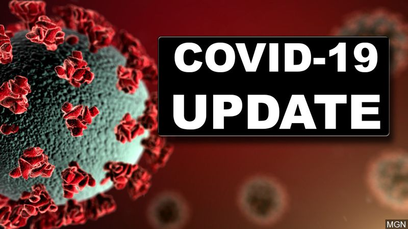 Only two of South Dakota's new COVID-19 infections are West River.