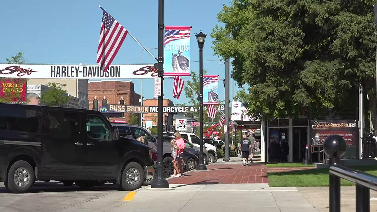Sturgis is making adjustments to make way for the 80th Sturgis Motorcycle Rally.