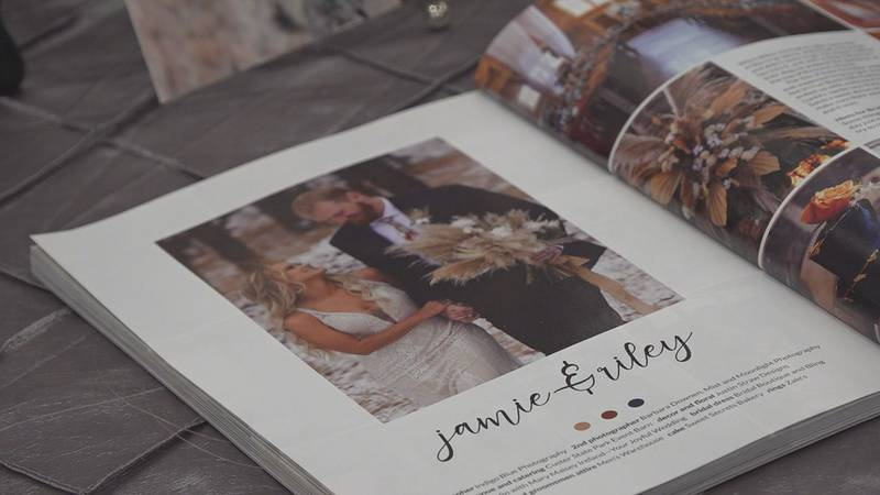 3rd annual Black Hills Wedding Market gives couples an interactive look at vendors.