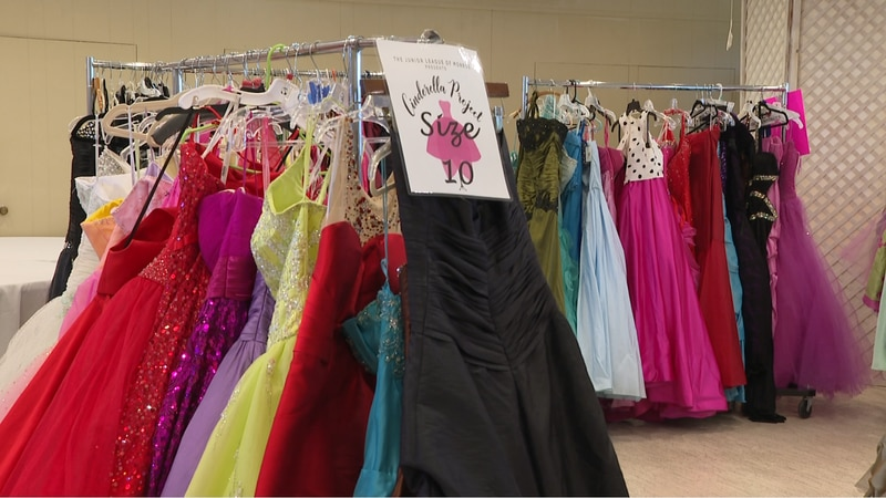 Hippie Haven is using the month of March as their prom dress drive, asking the community to...