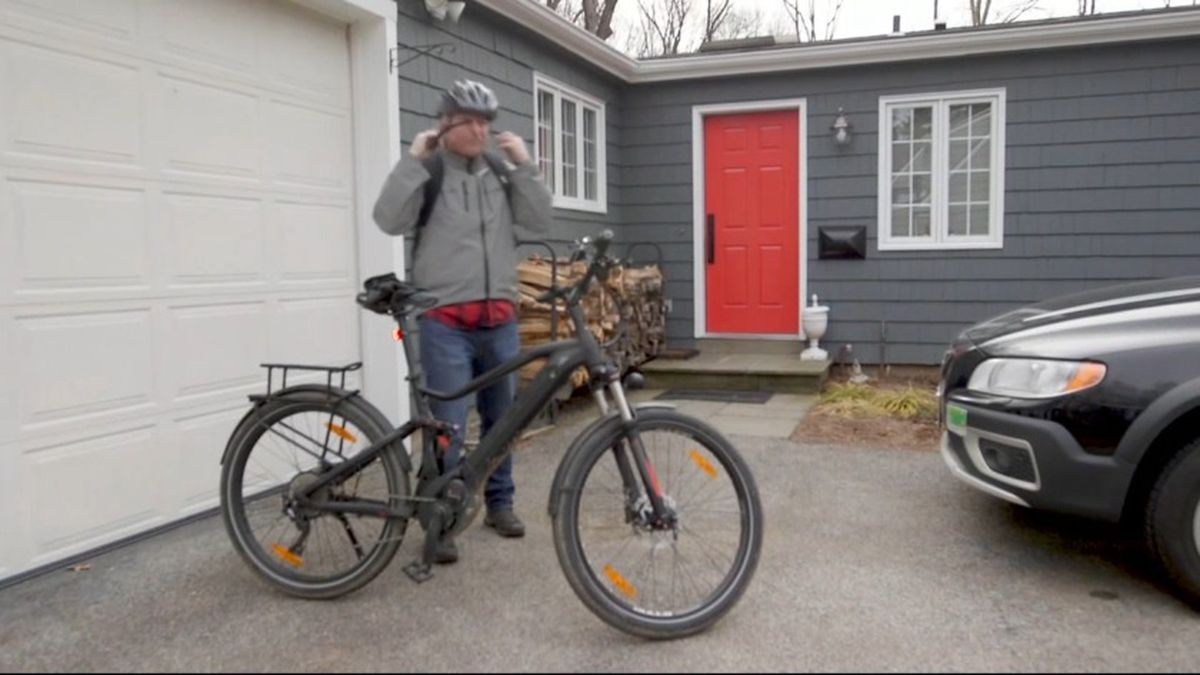 Commuting by bicycle is growing in popularity, especially when it comes to the ease of riding e-bikes. (Consumer Reports)