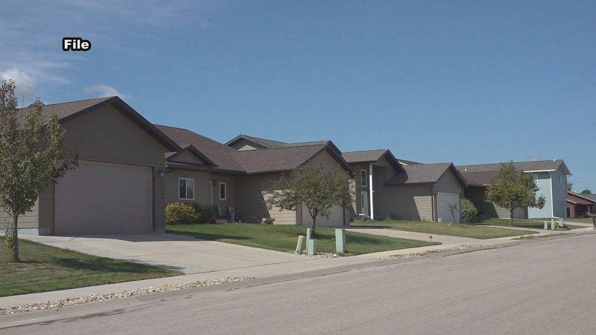 The Black Hills Association of Realtors is reporting record numbers of sold units. This is part...