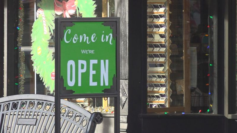 With the holiday season here, business owners say to shop local.