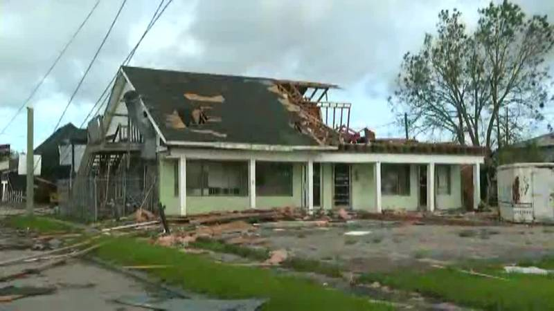 As residents in the southern United States continue to assess the massive damage from Hurricane...