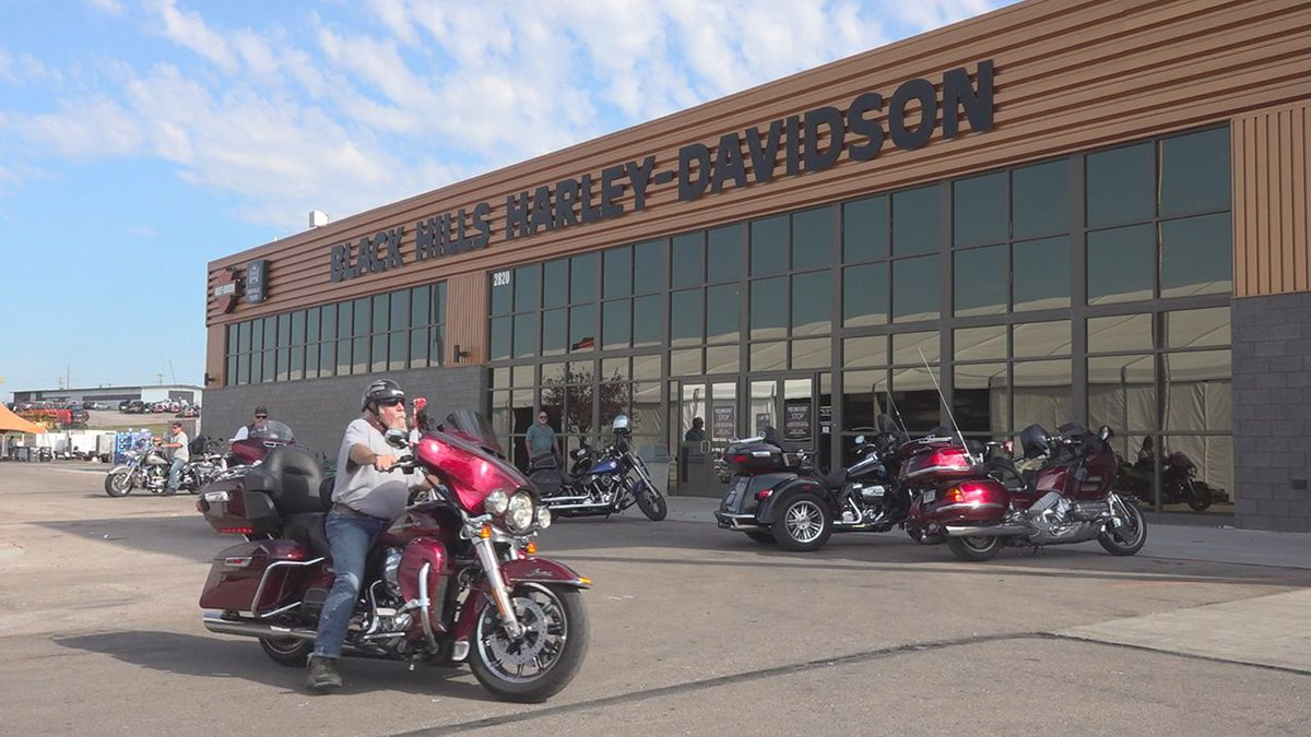 Bikers are revving up their engines and hitting the road.
