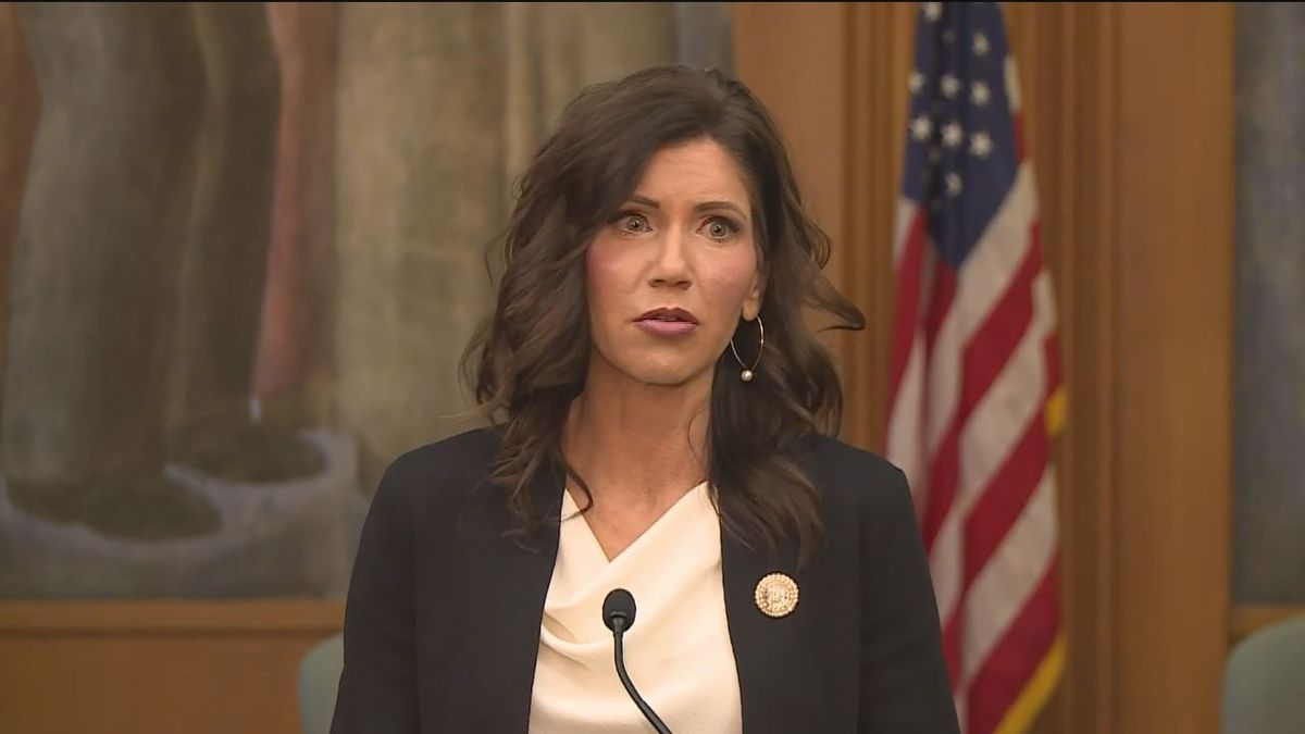 Gov. Noem outlines how much is available for cities and counties.