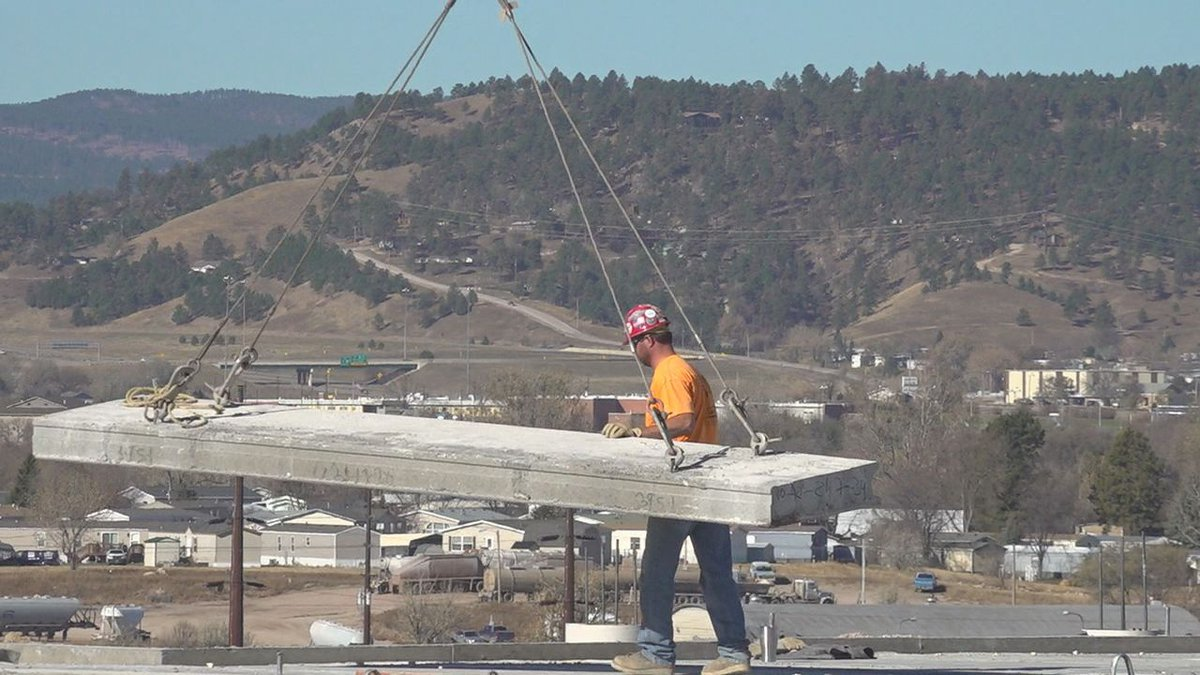 Record high for building permits in Rapid City during the month of October