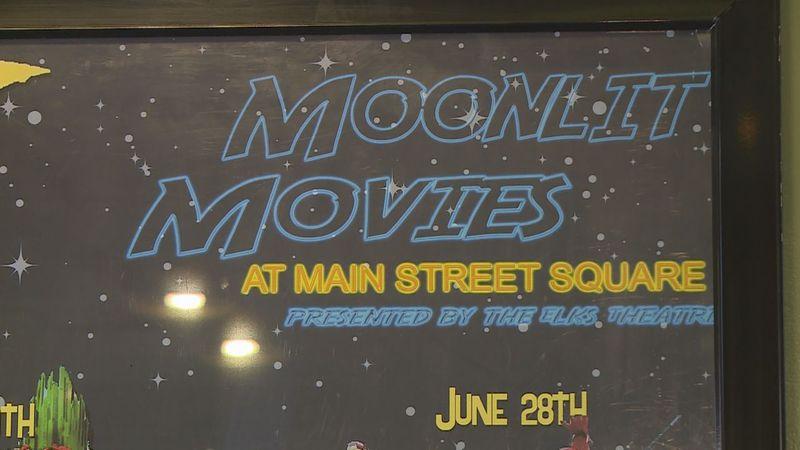 Moonlit Movies