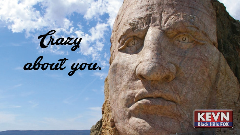 Here's some Black Hills-themed Valentines to share with your loved ones on Feb. 14.