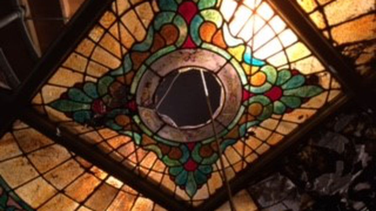 Citizens of Sully County are working to uncover a once hidden decorative dome in the historic...