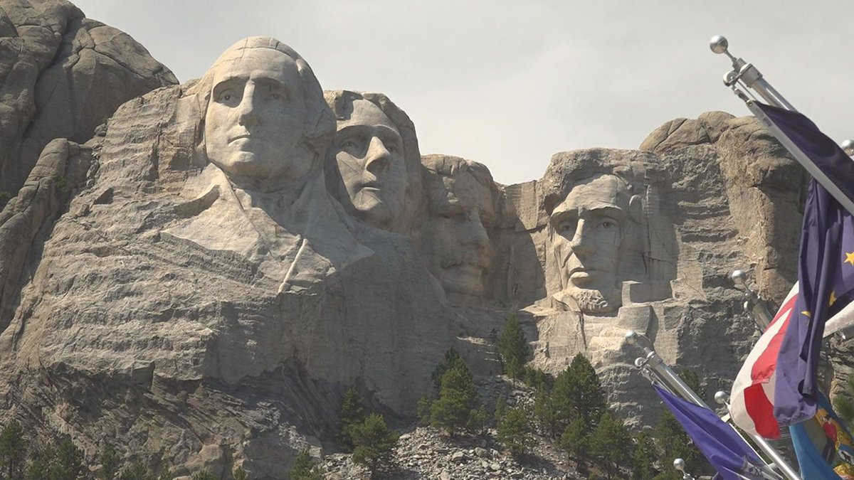Even during an already busy tourism season, Mount Rushmore National Monument sees an uptick in...