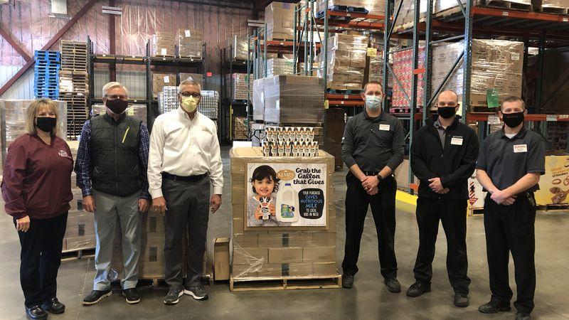 Local dairy brand donating 66,000 shelf-stable milks to Feeding South Dakota