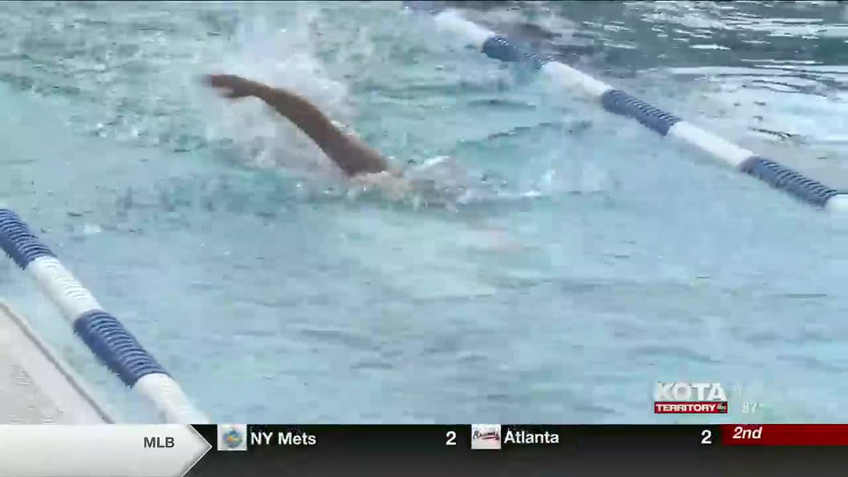 6-30 swimming