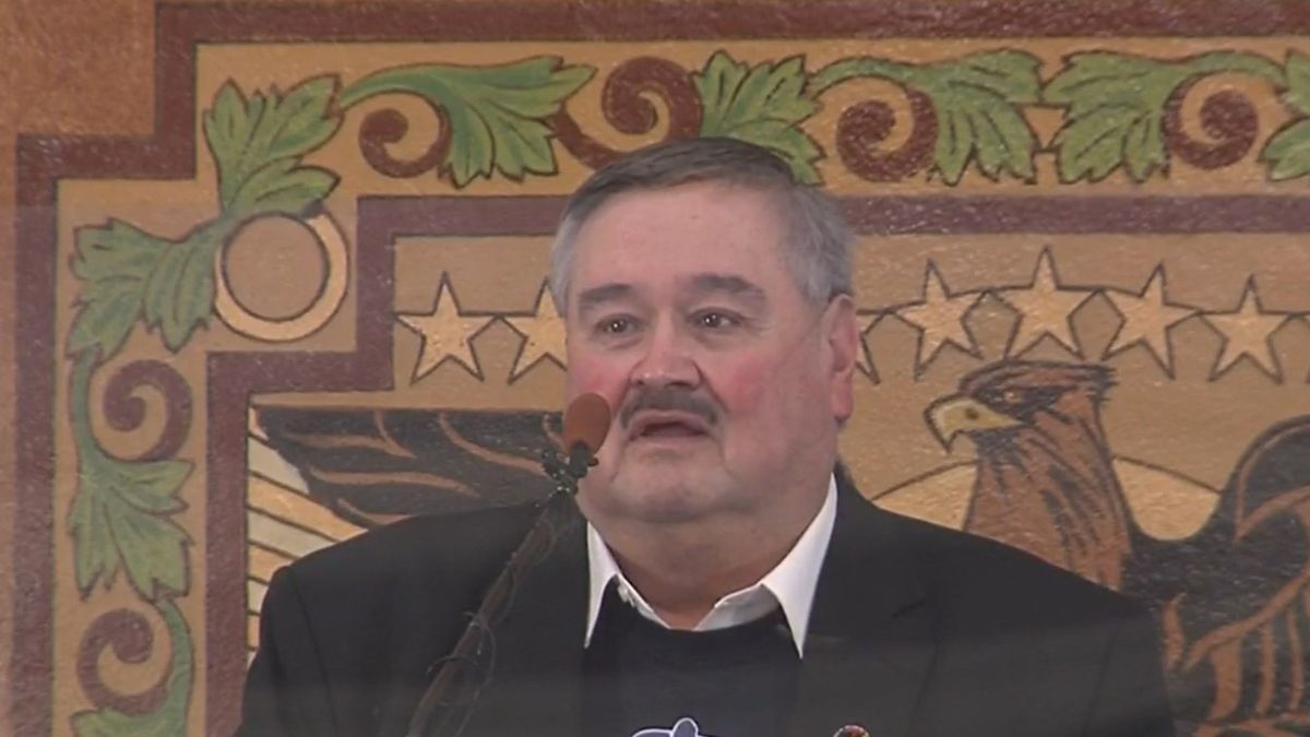 Standing Rock Sioux Chairman Mike Faith is encouraging cooperation between Native Americans and...
