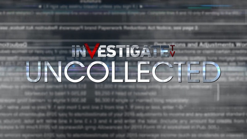 InvestigateTV looked into expired tax debt, and who it belonged to.