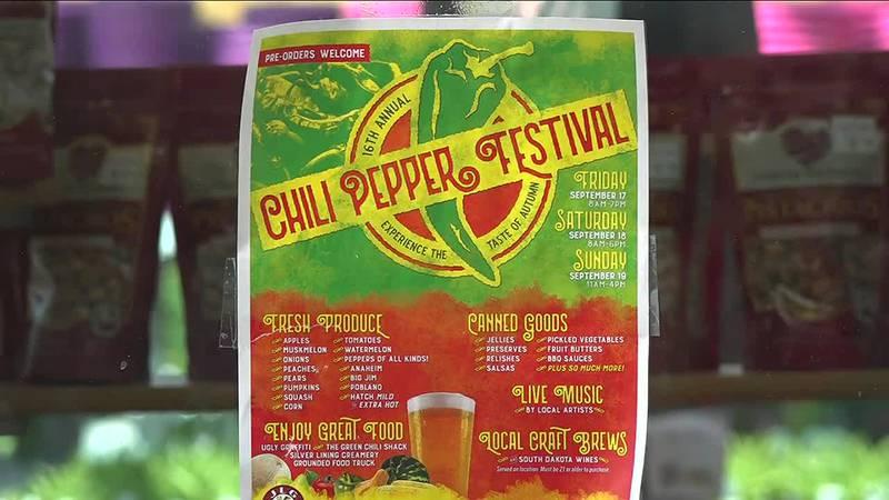 Chili pepper Festival kicks off