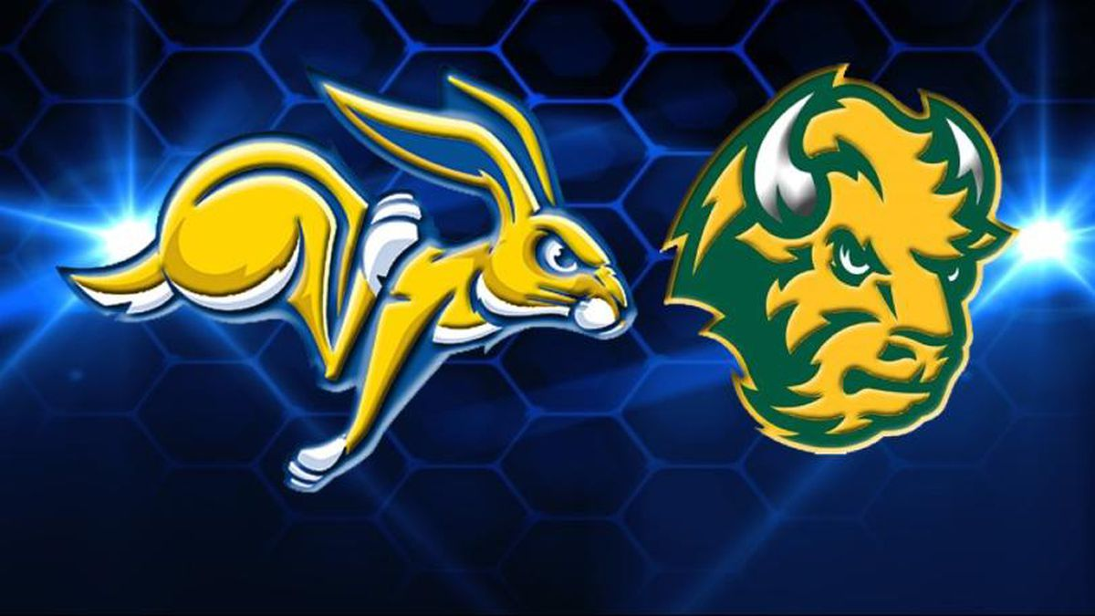 SDSU Jackrabbits take on top-ranked North Dakota State Saturday, Oct. 26. (KSFY)