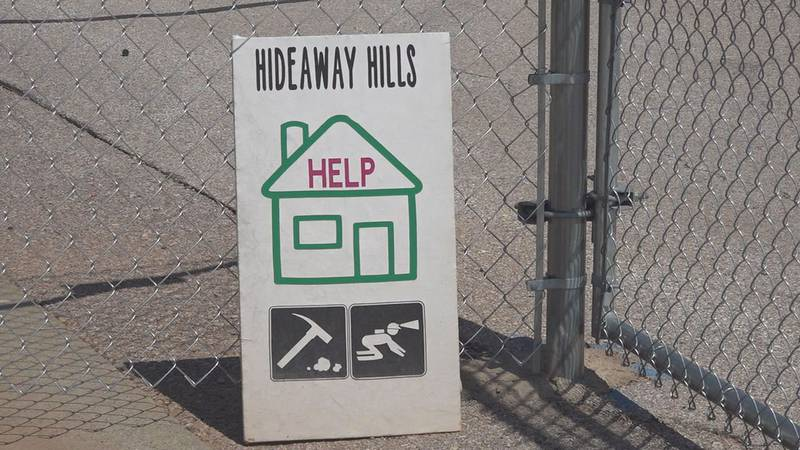 The homeowners of Hideaway Hills are taking another step towards what they feel is justice for...
