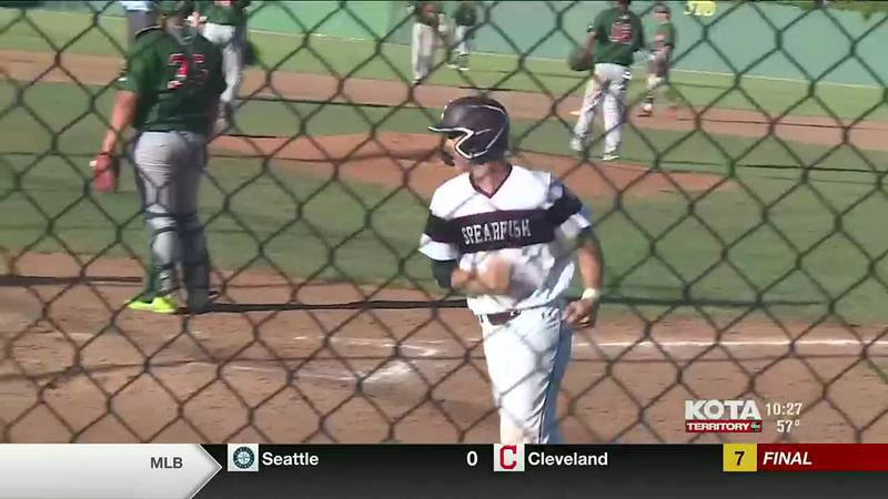 6-11 spearfish legion baseball