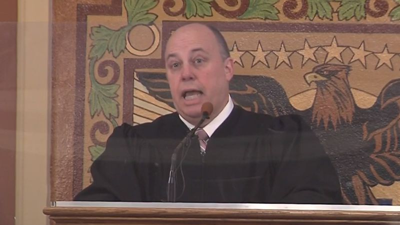 South Dakota has a new Supreme Court Chief Justice and on Wednesday, Steven Jensen laid out the...