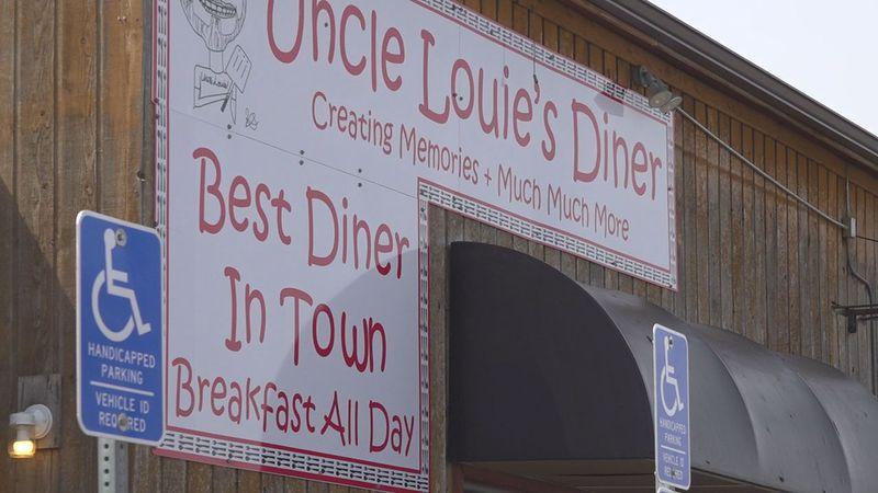 uncle Louie's diner