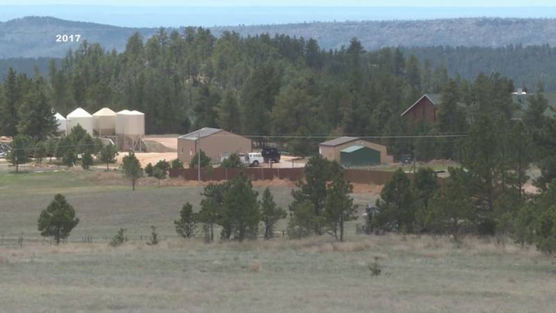 Custer County compound set for sheriff's sale.