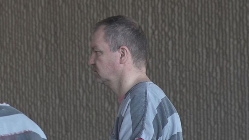 Marcin Garbacz expected to pay back over $259,00 to three local parishes.